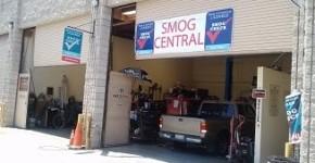 Smog Station, smog shop